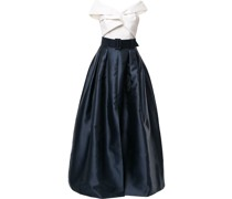 Livi belted gown