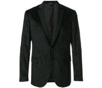 tailored fitted blazer