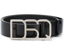 'DSQ' Ledergürtel