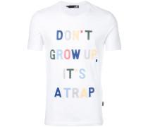 "T-Shirt mit ""Don't Grow Up""-Print"