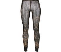 Leggings mit Print - women - Polyamid/Elastan