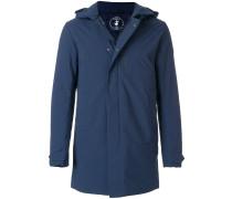 Matt padded coat