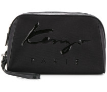 logo pouch clutch bag