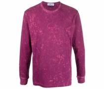 Sweatshirt mit Farbklecksen