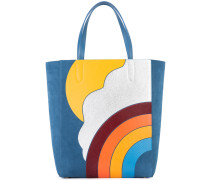 'Silver Cloud Ebury' Shopper