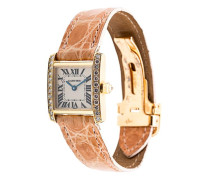 'Tank Francaise Small' analog watch