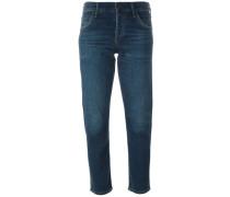 'Elsa' Cropped-Jeans