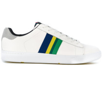 stripe detail sneakers