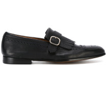 Loafer mit Fransen - men - Leder - 43