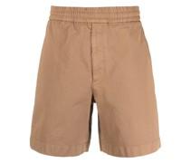 Chino-Shorts mit Stretchbund