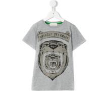 - T-Shirt mit Tiger-Print - kids - Baumwolle - 5
