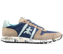 Eric Sneakers mit Kontrasteinsätzen