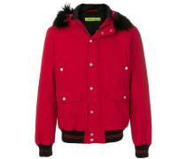 Mantel mit Kapuze