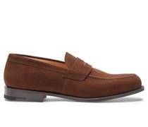Dawley Loafer aus Wildleder