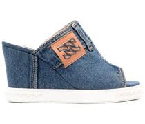 Jeans Sandalen 50mm