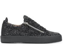 'Frankie' Sneakers mit Pailletten