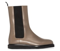 Model 18 leather Chelsea boots