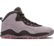 'Air  10 Retro' High-Top-Sneakers