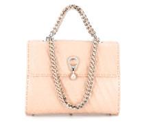 - Strukturierte Handtasche - women - Shearling