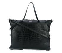 - large ID convertible bag - women - Kalbsleder