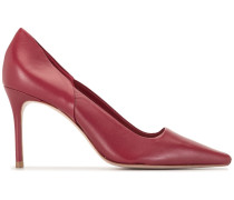 Pumps mit Metallic-Kappe