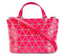 Handtasche mit Triangle-Muster - women - PVC