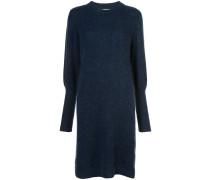 Pulloverkleid aus Woll-Mohairwollgemisch