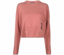 M-Idahi Cropped-Pullover