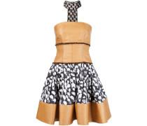 Bustier-Kleid mit Print - women