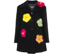Mantel mit Blüten