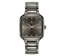 'True Square Automatic Diamond' Armbanduhr 38mm