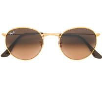Runde Sonnenbrille - unisex - Metall (andere) -