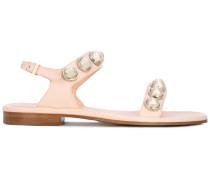 - Sandalen mit Nieten - women - Kalbsleder/Leder