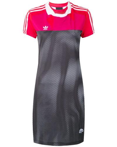 Kurzes T-Shirt-Kleid
