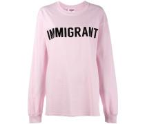 'Immigrant' Langarmshirt