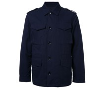 Military-Jacke mit herausnehmbarem Futter