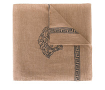 Medusa Greca scarf
