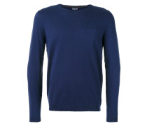 Pullover mit Brusttasche - men - Baumwolle - M