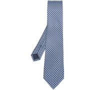 carp print tie
