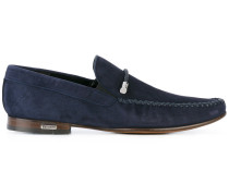 Loafer mit LogoSchild