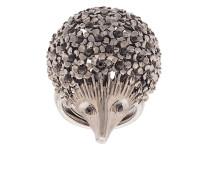 Crystal Hedgehog ring