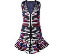 Kleid mit Zebramuster - women