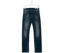 Jeans mit regulärer Länge