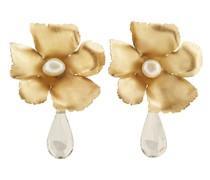 Diamond Flora Ohrclips