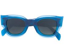 Sonnenbrille mit breitem Gestell - women