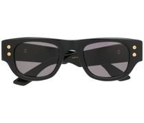 Eckige 'Muskel' Sonnenbrille
