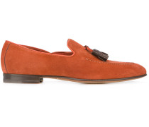 - Loafer mit Quasten - men - Leder/Wildleder - 8.5