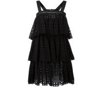 - Kleid im Lagen-Look - women - Baumwolle - 40