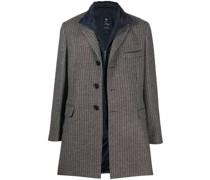 Mantel mit abnehmbarer Weste