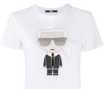 'K/Ikonik Choupette' T-Shirt